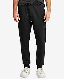 """Men's Double-Knit 27.25"""" Cargo Jogger Pants"""