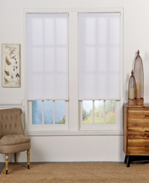 Cordless Light Filtering Double Cellular Shade, 58
