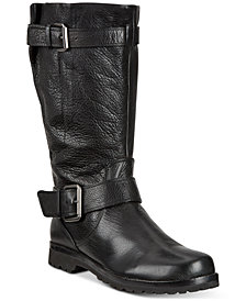 Gentle Souls by Kenneth Cole Women's Buckled Up Boots