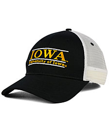 Game Iowa Hawkeyes Mesh Bar Snapback Cap