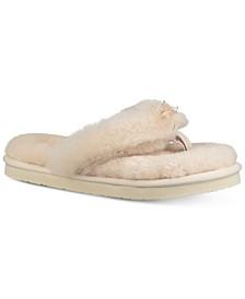Women's Fluff Flip-Flop III Slippers