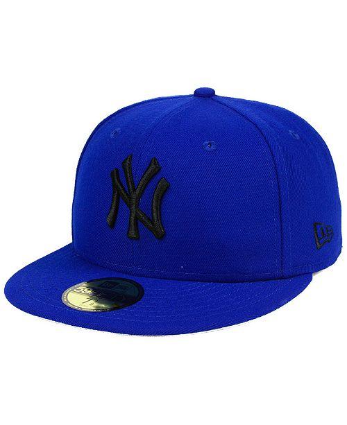 7e7d272ff9e ... New Era New York Yankees Reverse C-Dub 59FIFTY Fitted Cap ...
