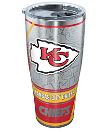 Tervis Tumbler Kansas City Chiefs 30oz Edge Stainless Steel Tumbler