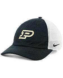 Nike Purdue Boilermakers H86 Trucker Snapback Cap