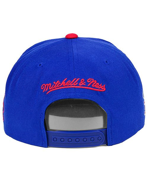 newest 85d54 4331d Mitchell   Ness 2018 NBA All Star Collection East Snapback Cap ...