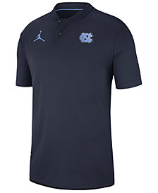 Nike Men's North Carolina Tar Heels Elite Coaches Polo 2018