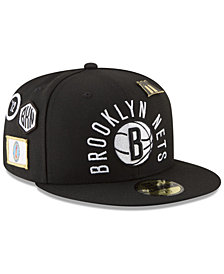 New Era Brooklyn Nets City On-Court 59FIFTY FITTED Cap