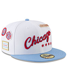 New Era Chicago Bulls City On-Court 59FIFTY FITTED Cap