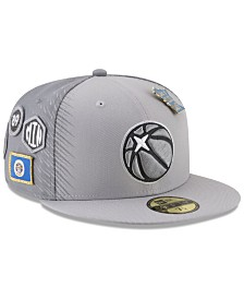 New Era Minnesota Timberwolves City On-Court 59FIFTY FITTED Cap