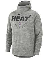4f32e864 Nike Men's Miami Heat Spotlight Pullover Hoodie