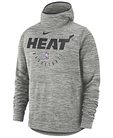 Nike Men's Miami Heat Spotlight Pullover Hoodie