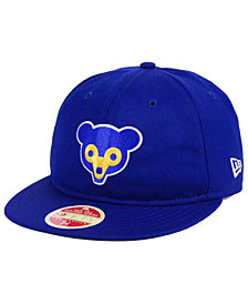 New Era Chicago Cubs Heritage Retro Classic 59FIFTY FITTED Cap