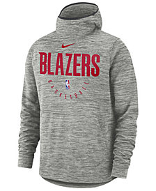 Nike Men's Portland Trail Blazers Spotlight Pullover Hoodie