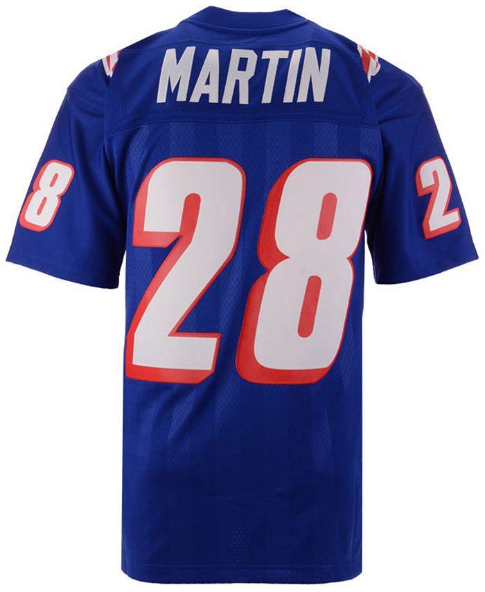 Mitchell & Ness Men's Curtis Martin New England Patriots Replica ...