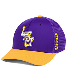 Top of the World LSU Tigers Chatter Stretch Fitted Cap