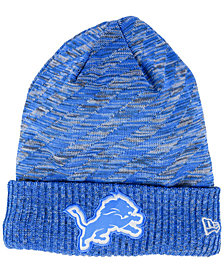 New Era Boys' Detroit Lions Touchdown Knit Hat