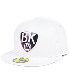 New Era Brooklyn Nets Iridescent Combo 59FIFTY FITTED Cap