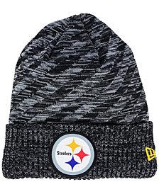New Era Boys' Pittsburgh Steelers Touchdown Knit Hat