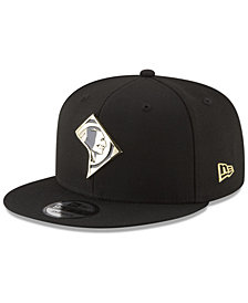 New Era Washington Redskins Gold Stated 9FIFTY Snapback Cap