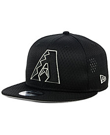 New Era Arizona Diamondbacks Batting Practice Mesh 9FIFTY Snapback Cap