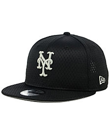 New Era New York Mets Batting Practice Mesh 9FIFTY Snapback Cap