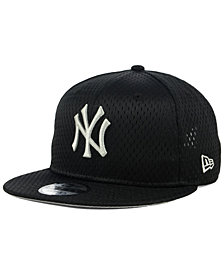 New Era New York Yankees Batting Practice Mesh 9FIFTY Snapback Cap