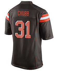 Nike Men's Nick Chubb Cleveland Browns Game Jersey