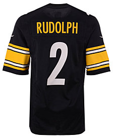 Nike Men's Mason Rudolph Pittsburgh Steelers Game Jersey