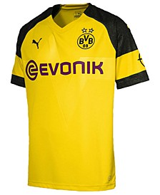 Borussia Dortmund Club Team Home Stadium Jersey, Big Boys (8-20)