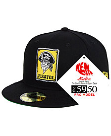 New Era Pittsburgh Pirates Retro Stock 59FIFTY FITTED Cap