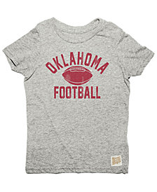 Retro Brand Oklahoma Sooners Tri-Blend T-Shirt, Toddler Boys (2T-4T)