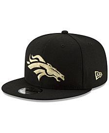 New Era Denver Broncos Tracer 9FIFTY Snapback Cap