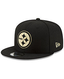 New Era Pittsburgh Steelers Tracer 9FIFTY Snapback Cap