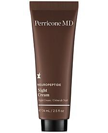 Neuropeptide Night Cream, 2.5 fl. oz.