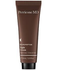 Perricone MD Neuropeptide Night Cream, 2.5 fl. oz.