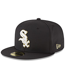 New Era Chicago White Sox Prolite Gold Out 59FIFTY FITTED Cap