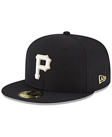 New Era Pittsburgh Pirates Prolite Gold Out 59FIFTY FITTED Cap