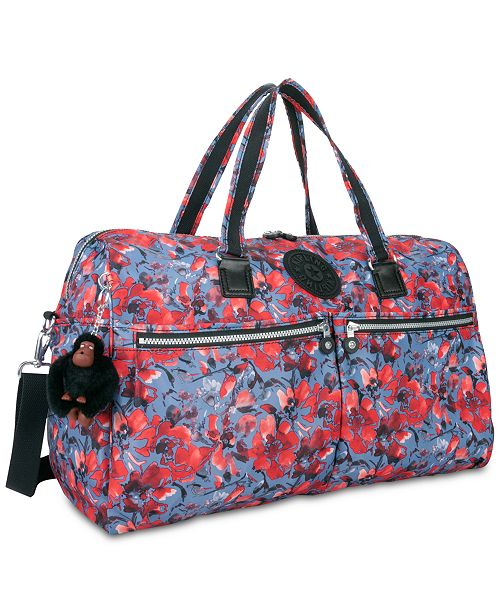 ff00ccc60e40 Kipling Itska Duffel Bag - Handbags   Accessories - Macy s