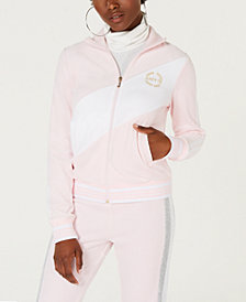 Juicy Couture Track Velour Sporty Heritage Jacket