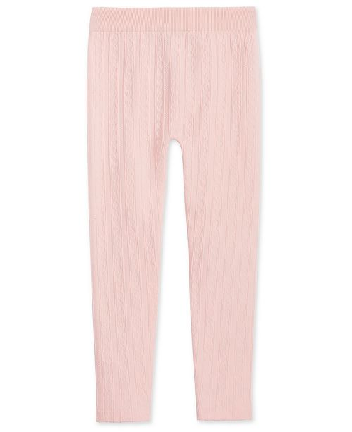 1b3f1906a3904c Epic Threads Little Girls Fleece-Lined Sweater Leggings, Created for Macy's