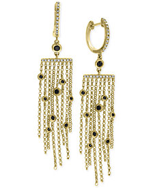 EFFY® Diamond Fringe Drop Earrings (3/8 ct. t.w.) in 14k Gold