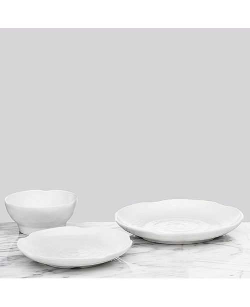 Q Squared Pearl Melamine Collection