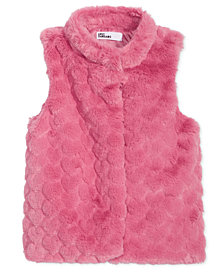 Epic Threads Little Girls Faux Fur Vest, Created for Macy's