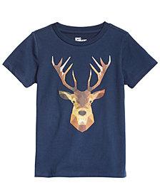 Epic Threads Little Boys Deer T-Shirt, Created for Macy's