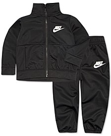 Little Boys 2-Pc. Track Suit Set