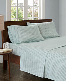 Madison Park 3M Microcell Print 3-PC Twin XL Sheet Set