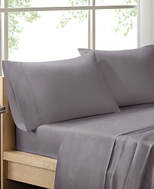 Sleep Philosophy 300 Thread Count Liquid Cotton 2-PC Standard Pillowcases