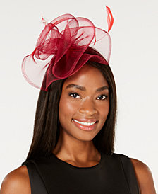 August Hats Flashy Fascinator