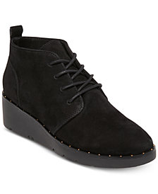 STEVEN by Steve Madden Women's Bart Wedge Dessert Booties