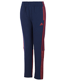 adidas Big Boys Hybrid Pants